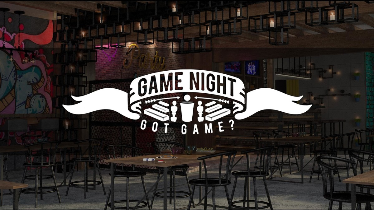 GAME NIGHT @ VELOCITY SPORTS BAR